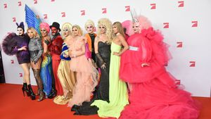 "Mit Bill, ohne Heidi: Das war die ""Queen of Drags""-Premiere"