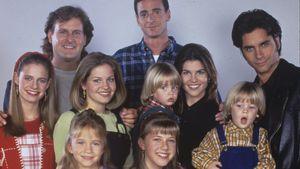 Der gesamte Cast von Full House