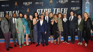 Hinter den Kulissen: Die Star-Trek-Stars berichten