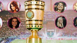 Pokal-Finale: Welche Spielerfrau ist die schönste?