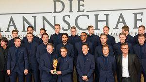 In Sicherheit! DFB-Kicker nach Terror-Drama wieder zu Hause