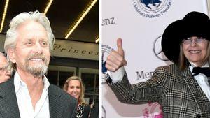 Michael Douglas und Diane Keaton