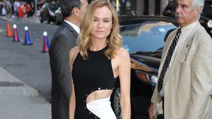 Diane Kruger in New York