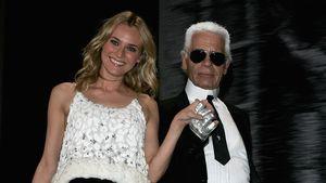 Diane Kruger spricht privat wie nie über Karl Lagerfeld (†)