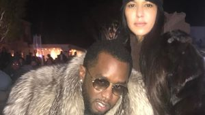 Diddy und Kourtney Kardashian