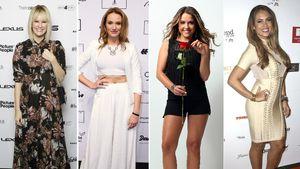 Die Bachelorettes Monica, Anna, Alisa und Jessica