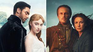 """Zwölf Emmy-Chancen für """"Bridgerton"""": """"Outlander""""-Fans sauer"""