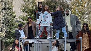 Ist dies das coolste Kardashian-Familienfoto aller Zeiten?