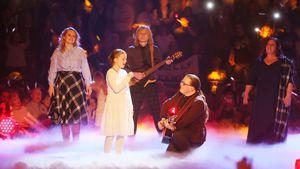 """Die """"Kelly Family"""" bei der ARD Sendung """"Schlagercountdown - Das große Premierenfest"""""""