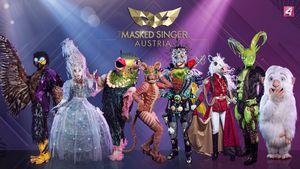 """Das sind die """"The Masked Singer""""-Kostüme aus Österreich!"""