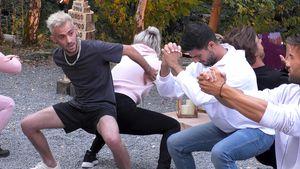 """Spiel-Schummelei: Daniele rastet bei """"#CoupleChallenge"""" aus"""