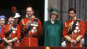 Bei Prinz Philips Beerdigung wird auch an Diana erinnert