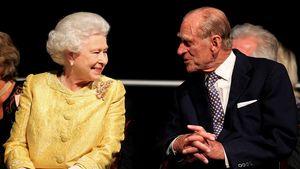 Bei Event: Die Queen teilt Erinnerungen an Prinz Philip (†)