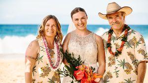 Erste Bilder: So schön heiratet Janina Reimann auf Hawaii