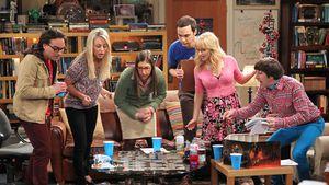 Die Schauspieler von Big Bang Theory