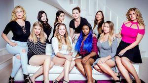 """Die Top 10 von """"Curvy Supermodel"""""""