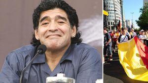 Argentiniens Maradona will uns fertig machen!