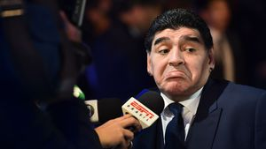 Drei uneheliche Kinder: Maradona auf Unterhalt verklagt!
