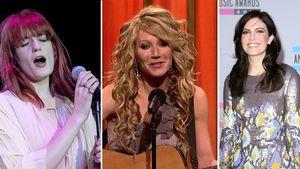 Gwyneth Paltrow, Mandy Moore und Florence Welch