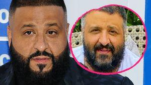 Grau und wuschelig: So sieht DJ Khaled ohne Friseur aus!