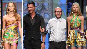 Gut betucht mit Dolce & Gabbana in Mailand