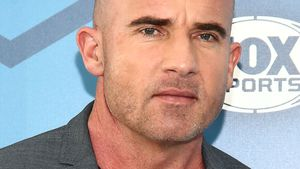 Dominic Purcell bei einem FOX-Event