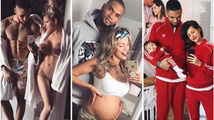"""Before, then, after"": Sarah & Domis Liebe in Throwback-Pics"