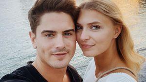 Neue Liebe mit GNTM-Jolina: Promis freuen sich mit Dominik!