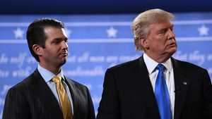 Donald Trumps ältester Sohn: Nur knapp dem Tod entkommen!