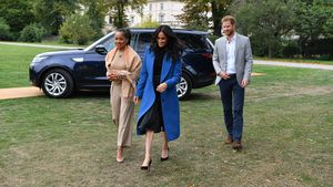 Mit Meghans Mama: Sussexes feiern Thanksgiving in den USA