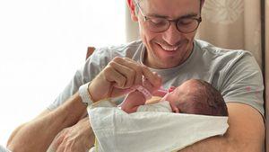 Überraschung! Dr. Johannes Wimmer ist Vater geworden