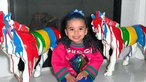 Mit drei Jahren: Dream Kardashian hat eigenen Insta-Account