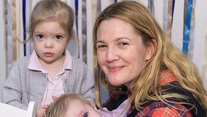 Goldiges Trio! Drew Barrymore liebt ihre Mädels