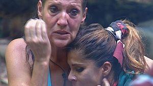 Dschungelcamp: Warum weinen Katy & Indira?