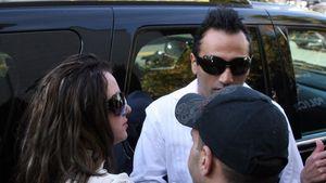 Britney Spears und Adnan Ghalib