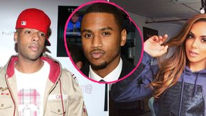 Stephanie Moseley, Earl Hayes und Trey Songz