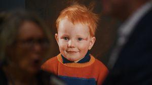 Süßes Kinderfoto: Welcher Star ist dieser kleine Rotschopf?