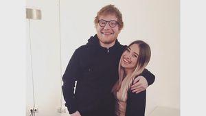 """Saugeiler Typ"": So war Bibi Claßens Treffen mit Ed Sheeran"