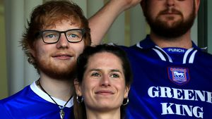 Konzert-Pause: Ed Sheeran und Cherry wollen Babys machen