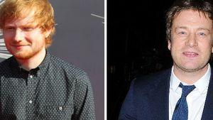 Ed Sheeran und Jamie Oliver