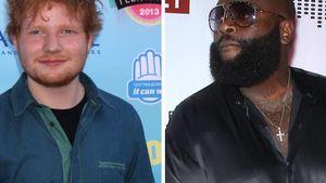 Ed Sheeran: An Rick Ross' Seite zum Gangster