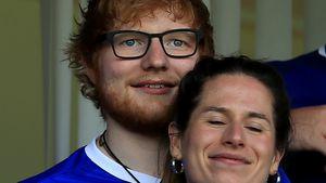 Vor Heiratsantrag: Ed Sheeran fürchtete Cherrys Antwort