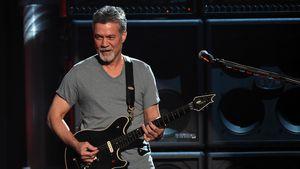 17 Jahre nach Zungen-OP: Eddie Van Halen hat Kehlkopfkrebs
