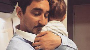 Kein Super-Dad? Das denkt Eko Fresh über sich als Vater