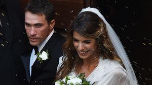 Elisabetta Canalis: So hinreißend war die Braut