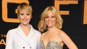 Jennifer Lawrence und Elizabeth Banks