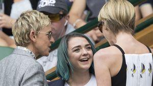 "Maisie Williams: ""Game of Thrones""-Arya ist jetzt blauhaarig"