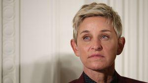 Ellen DeGeneres: Ihr Haus ist von Flammen-Inferno bedroht!