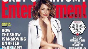Wow, was für ein Hot Doc: Ellen Pompeo zieht blank!