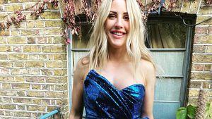Schon in der 30. Woche: Ellie Goulding erstmals schwanger!
